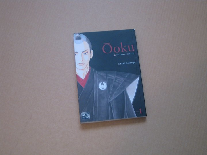 Fumi Yoshinaga's Ooku: The Inner Chamber Volume 1 is a historical fantasy.  The same way the Japanese have a thing for technology and robots they have a soft spot for sexually themed comics.  Sexuality is an area still not touched upon, at least directly, in Arabian comics.  Compared to other Japanese comics, which are internationally known as Mangas, derived from the word Mangaka, which translate