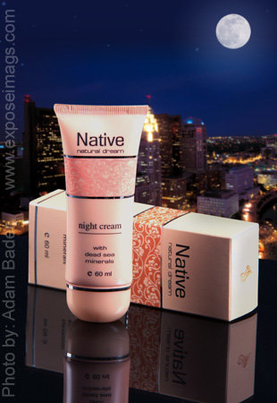 (Product Photography) Native - Dead Sea cosmatics