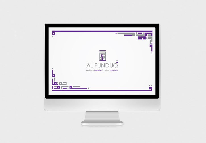 Al Funduq Corporate Identity