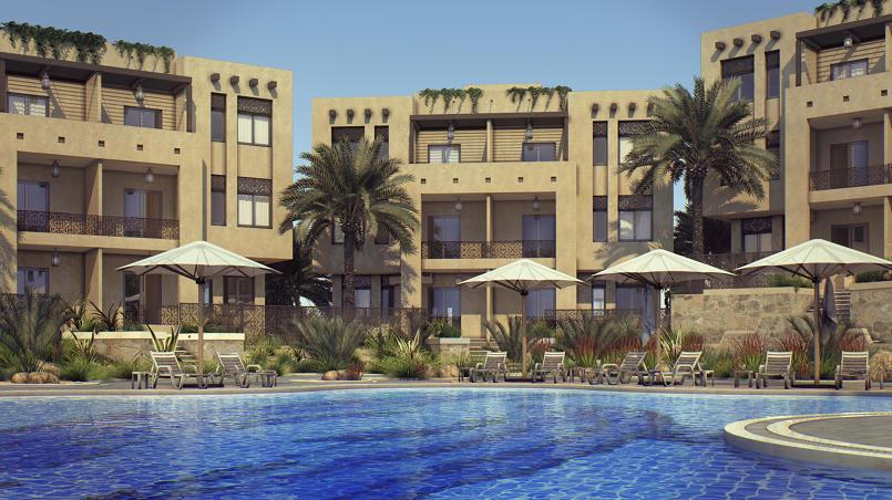 arabian Villa