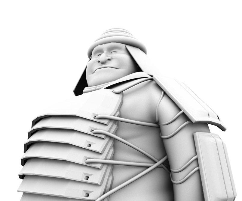3D animation/3D modeling