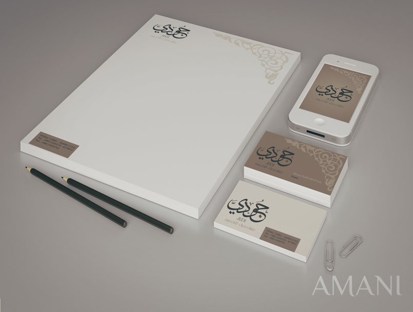jury logo ana stationary