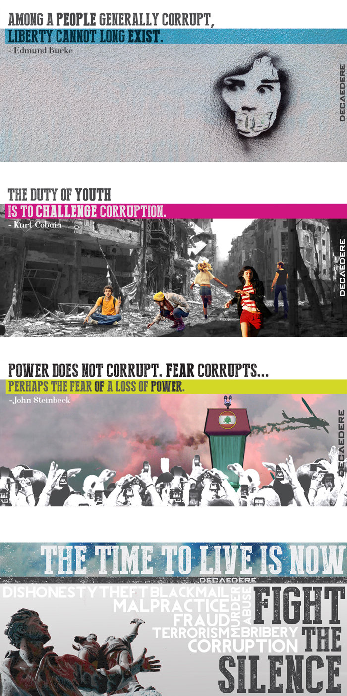 Anti-Corruption Campaign by Decaedere