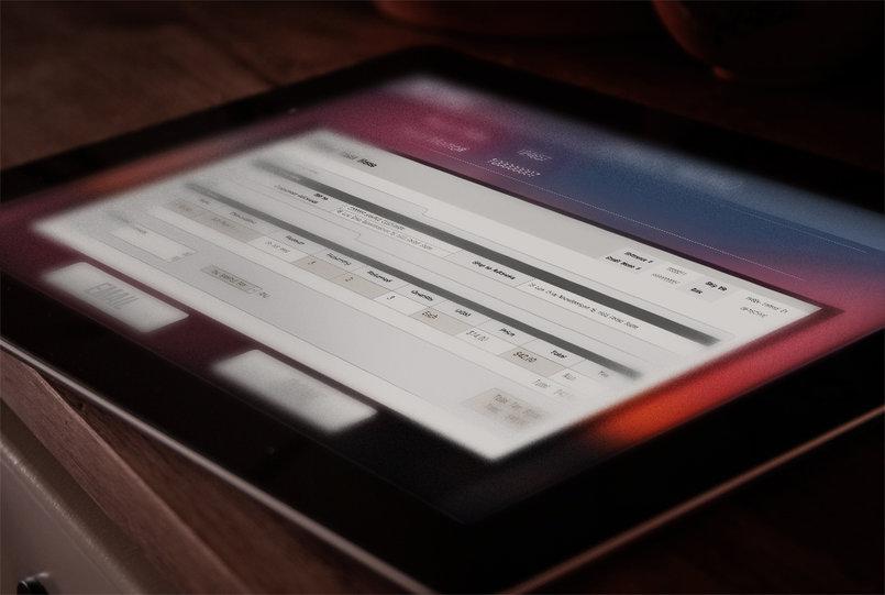 Ui App Translucent (Returns Order)