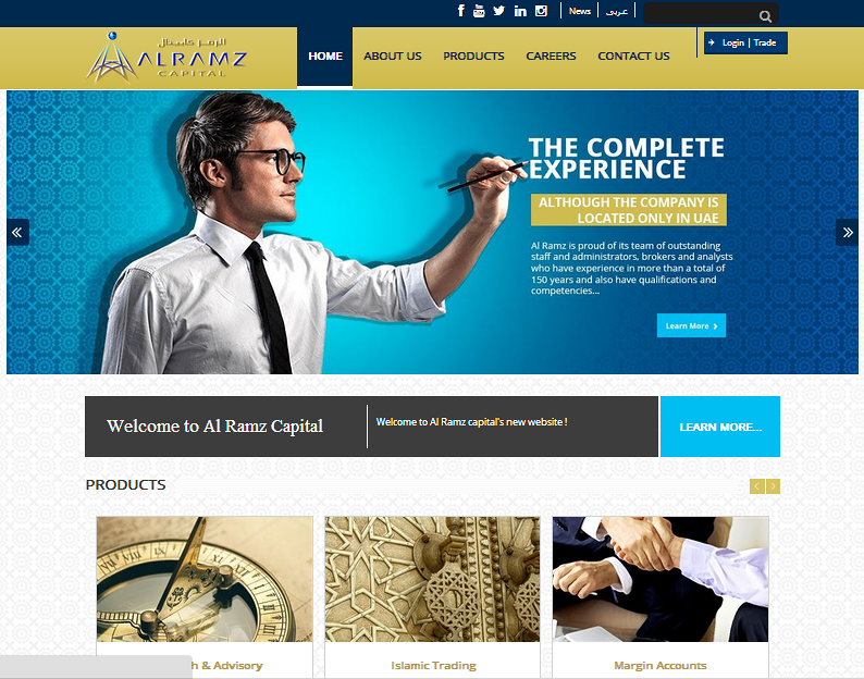 Al Ramz UAE website