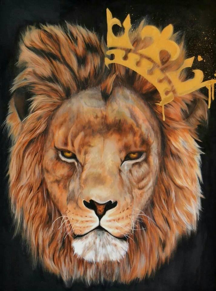 """""""Fake Kingdom """" mixed media on canvas"""