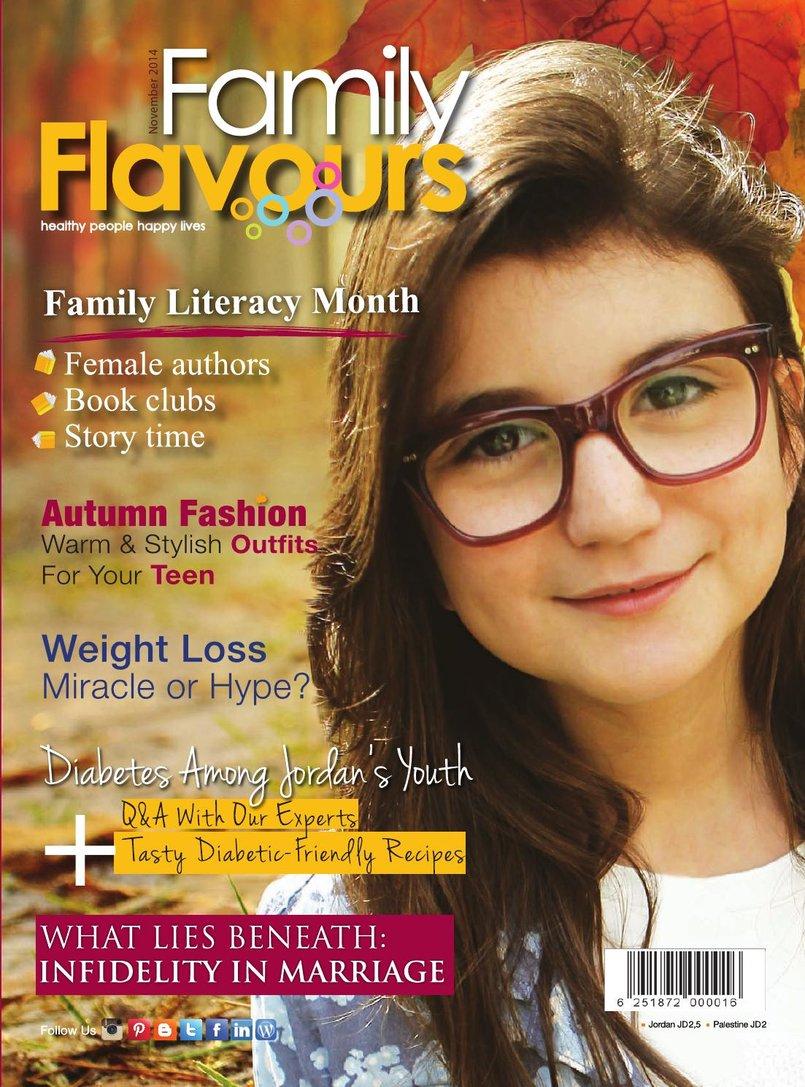 Family Flavour Magazine