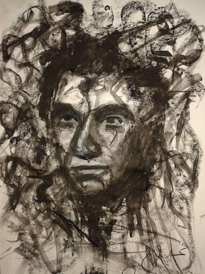 رسم وفن