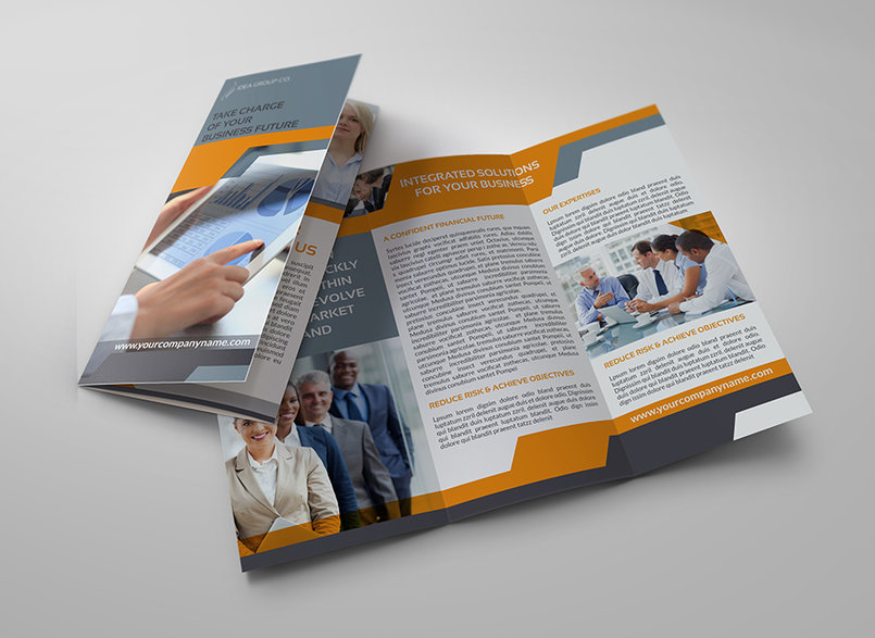 Company Brochure Bundle Vol.3