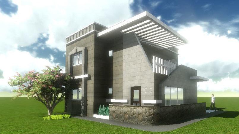 مشاريع معمارية داخلي وخارجي
