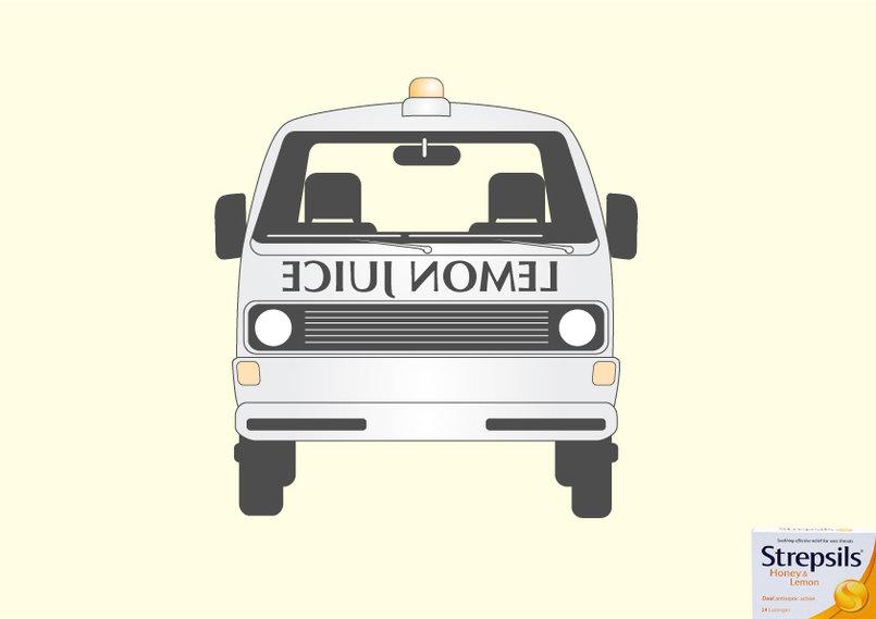 Strepsils Ambulance