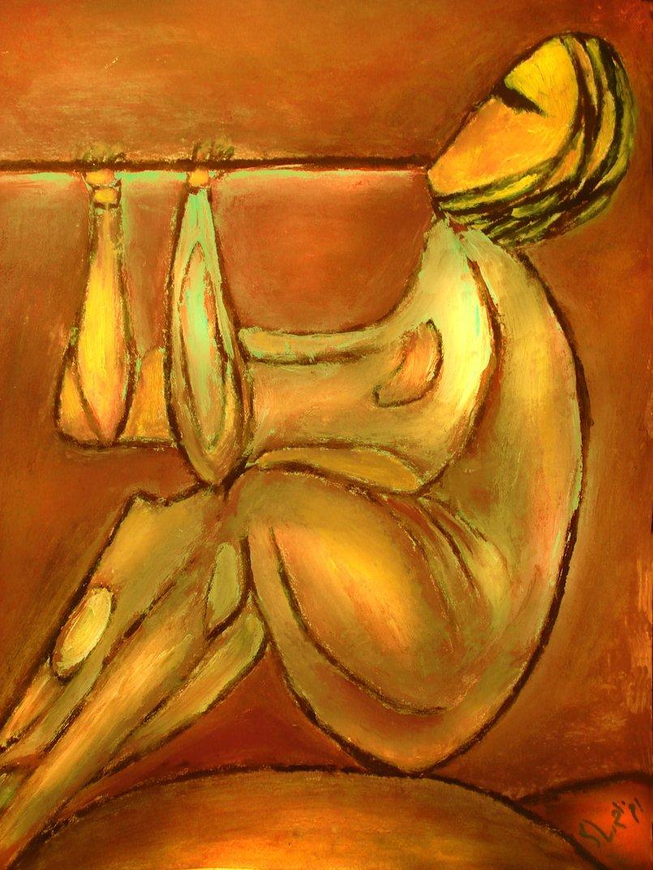 Modern Art - Aziff Al Muzmaar