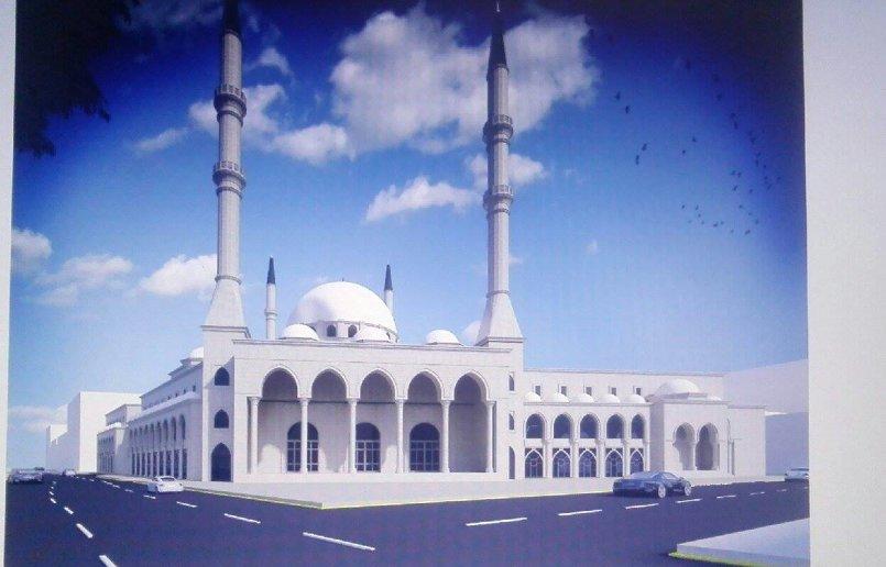 مسجد العثمان في محافظة الخرج