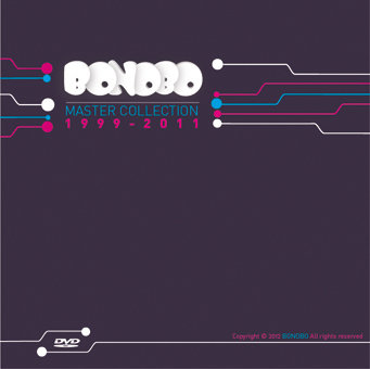 BONOBO band CD cover