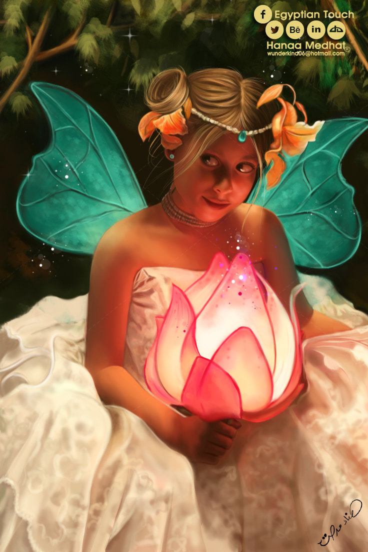 the light faerie
