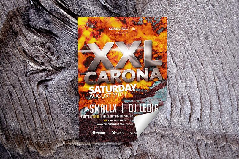 XXL CARONA PARTY