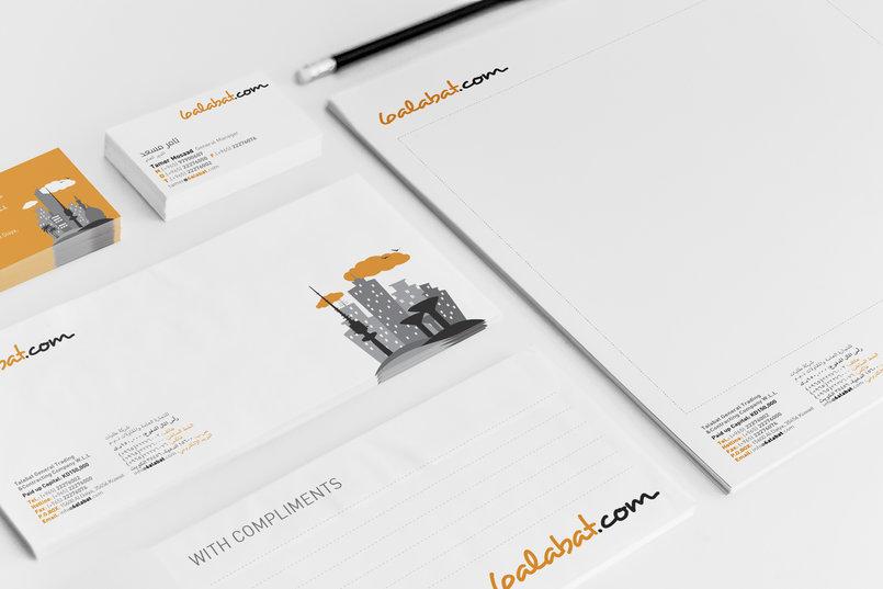 Talabat.com Brand Identity