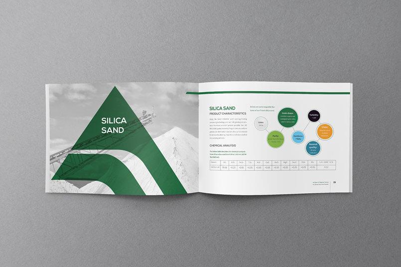 تصميم براند كامل لمجموعة الردادي السعودية للتصنيع