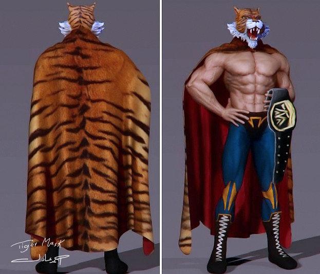 Tiger Mask .. النمر المقنع
