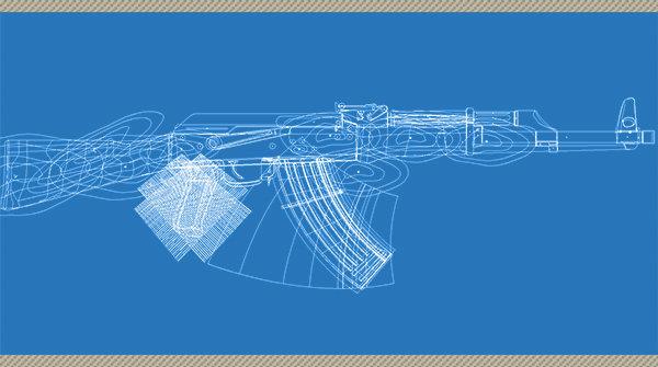 Blue Print - Maadi AK47