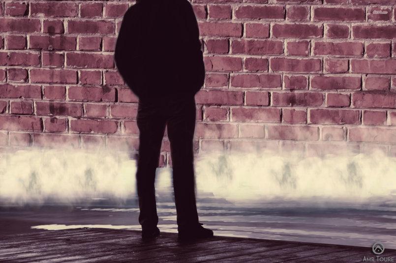 Always Wall Between Me & Myself