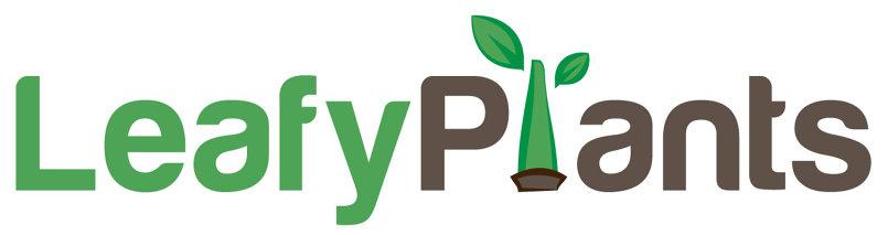 Leafy plants Logo