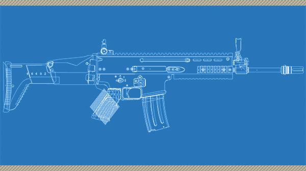Blue Print - SCAR-L