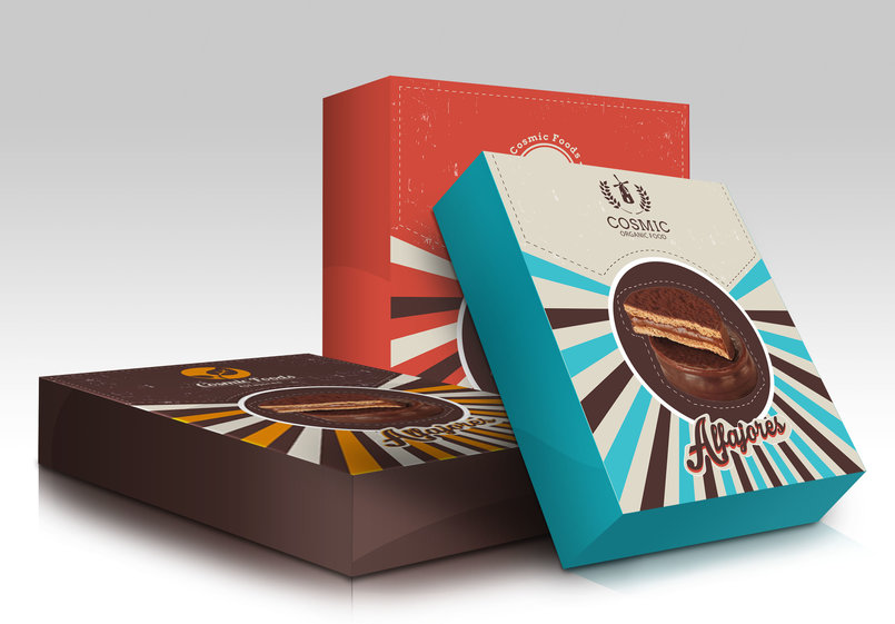 Alfajores Packaging