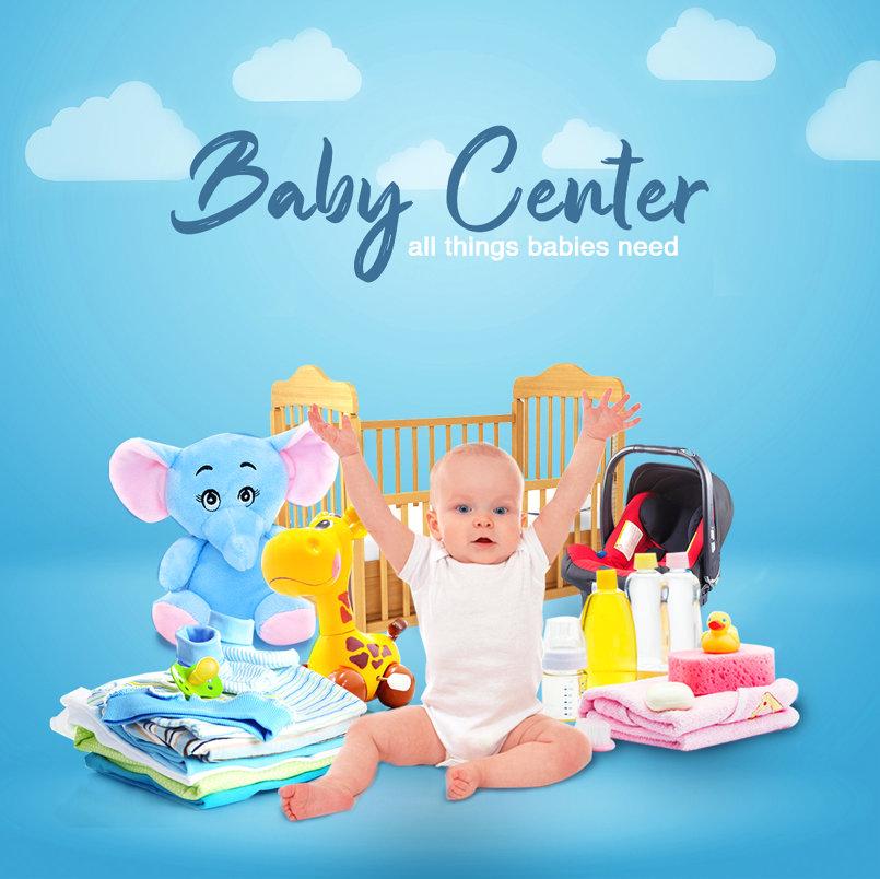 Baby center Social Media Design