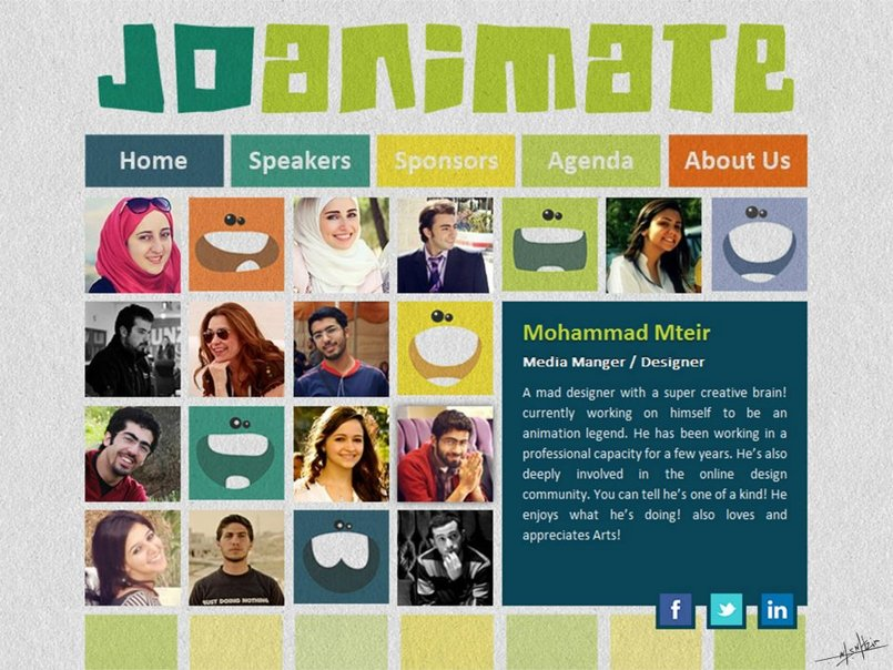 JoAnimate - Branding