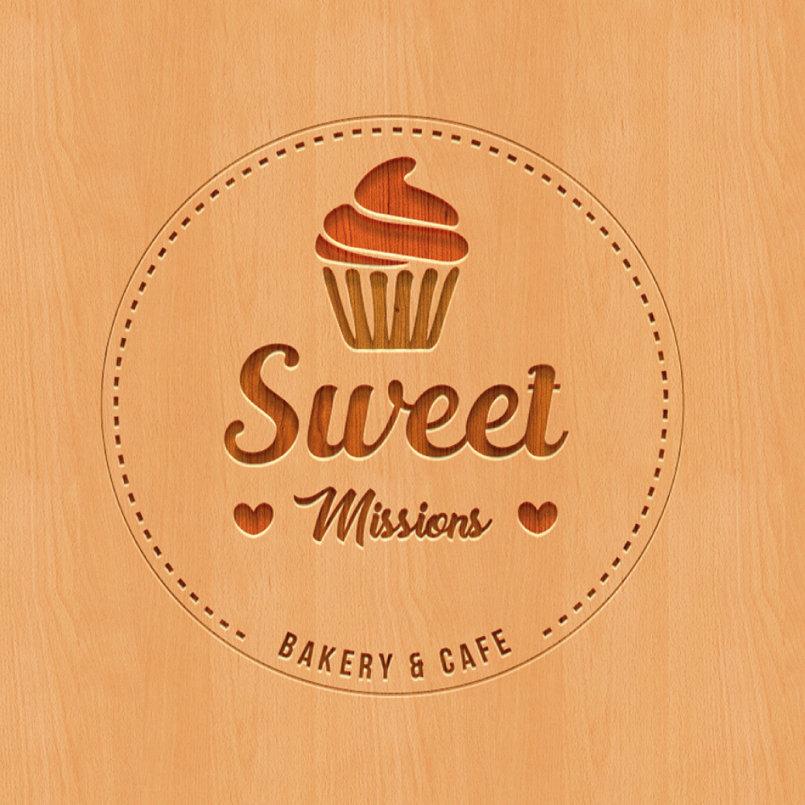 شعار لمخبز حلويات