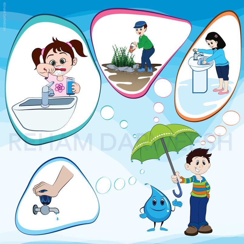 حملة توعية للأطفال