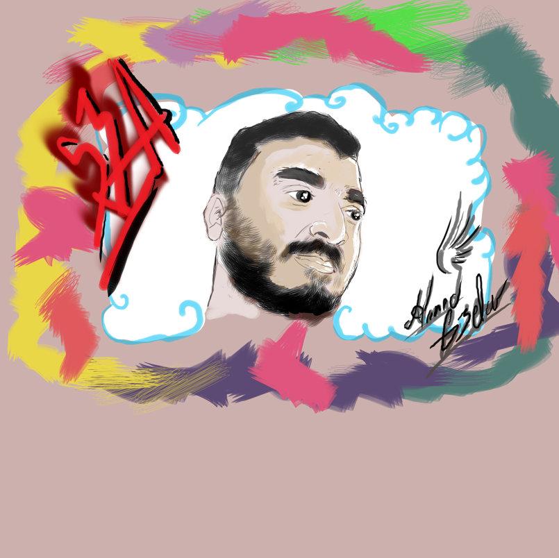digital portriat