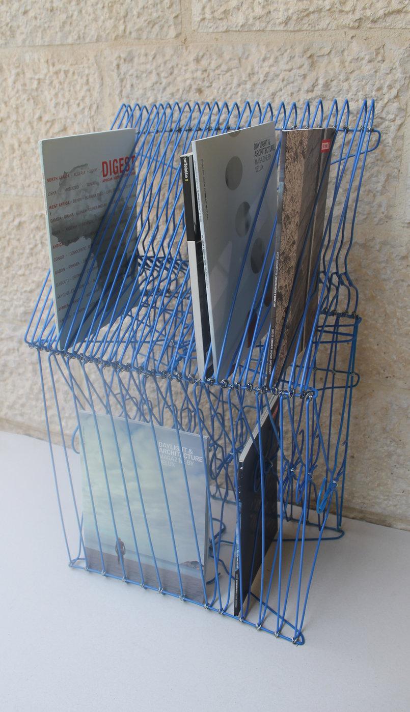 hangit upcycled wire hangers - By Onur Lambaz- onurlambaz187590 ...