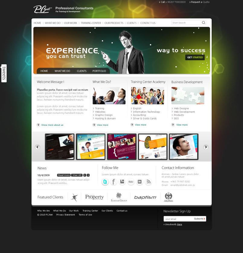 Pcdotnet Home Page