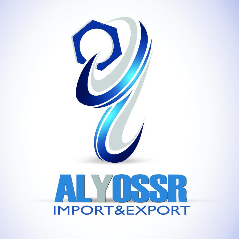 Alyossr Logo Design