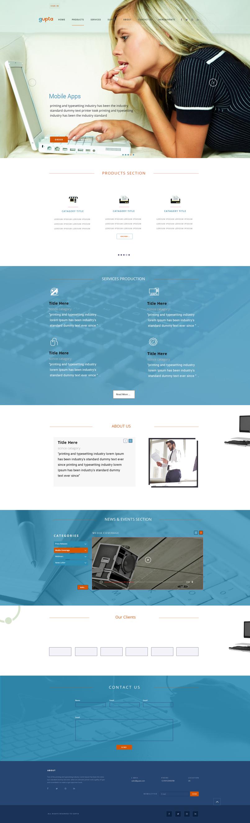 gupta-web-site
