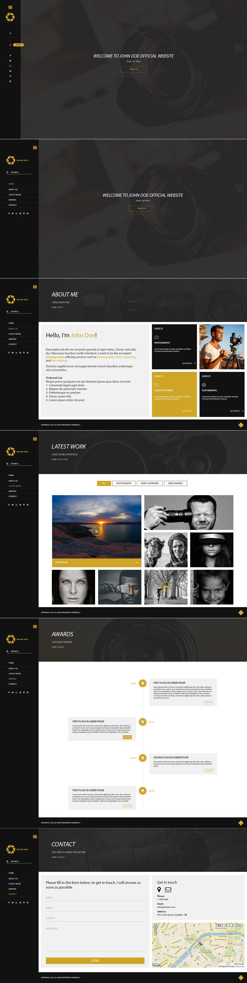 موقع Personal Photographer