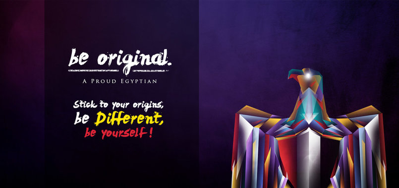 Be Original - Digital Mosaic