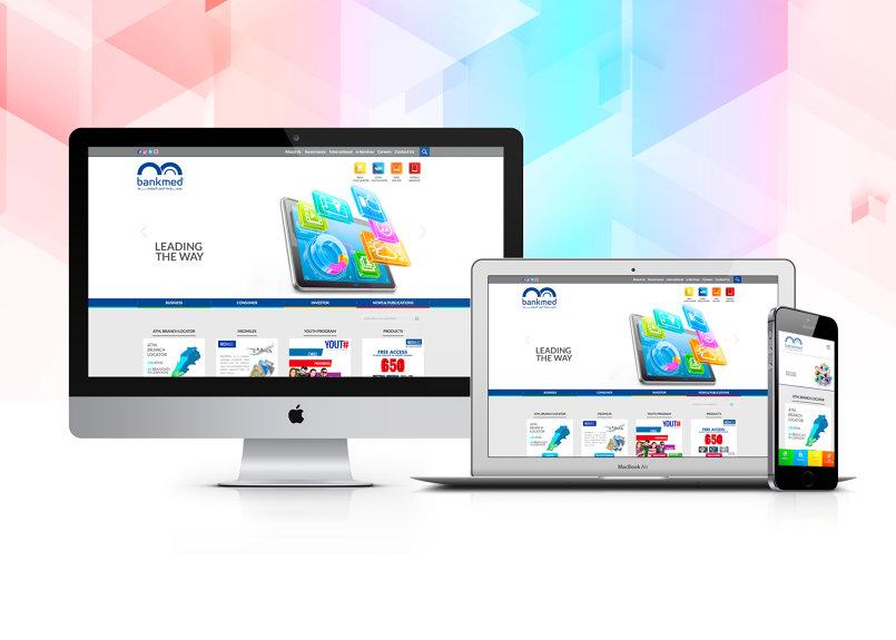 Bankmed Website