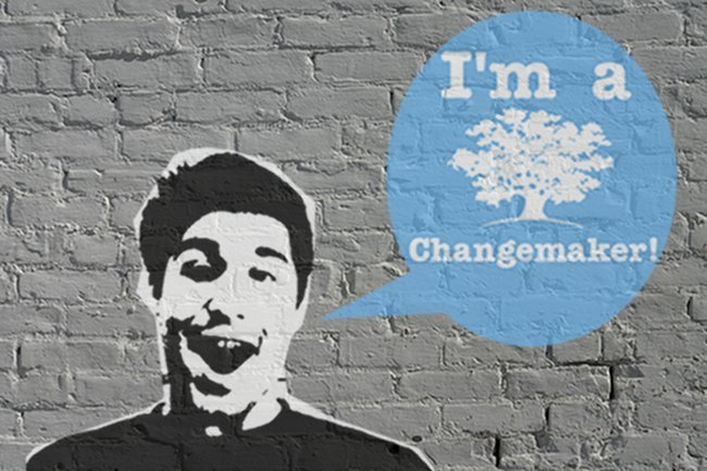 """I'm a Changemaker"" ad for Ashoka ArabWorld"