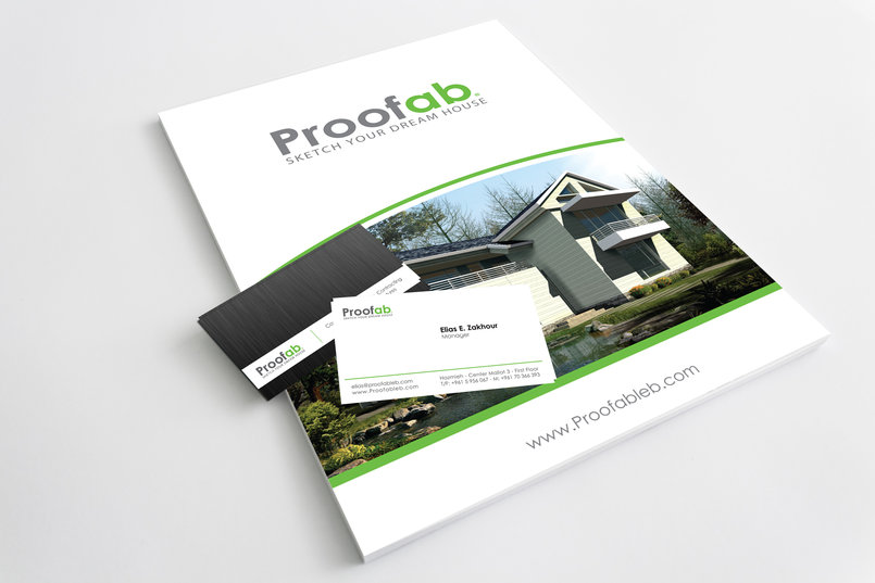 PROOFAB | PREFABRICATED HOUSES