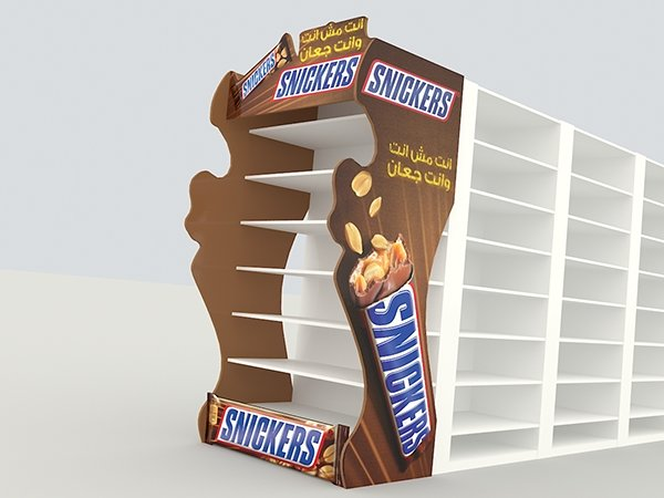 SNICKERS_Stand
