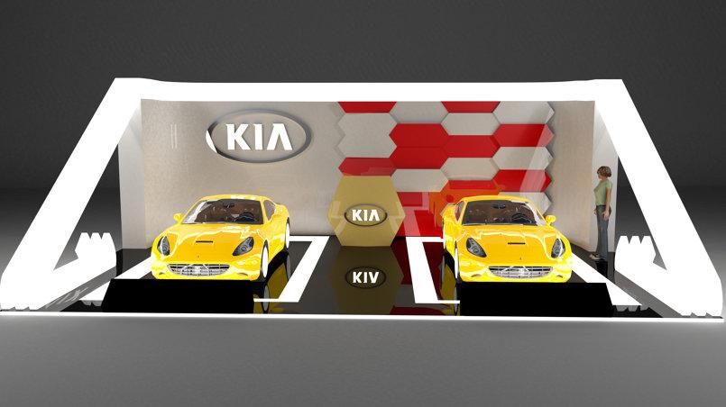Kia Booth