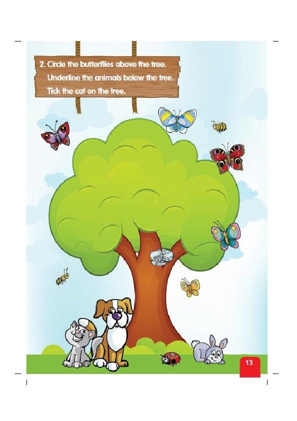 بعض الأعمال فى كتب مناهج للأطفال