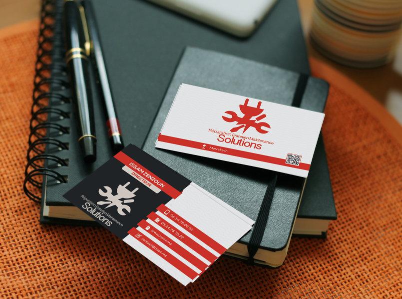 RMES Business Card