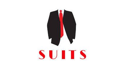 تصميم علامة محل ملابس رجالية