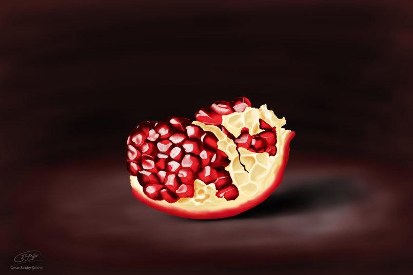Pomegranate - رمان :)