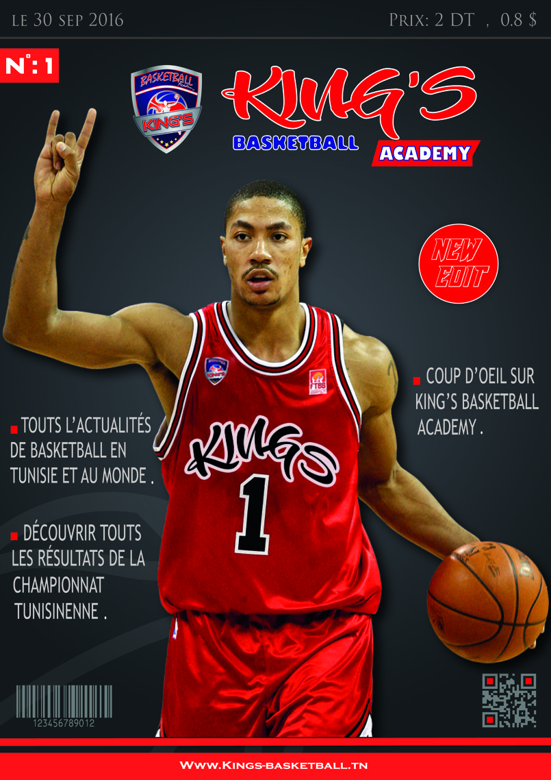 compagne publicitaire King's Basketball Academy - By Ramzi Ben ...