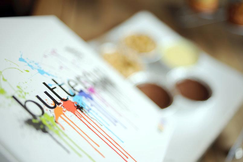 Buttercup Cafe - Brand Identity